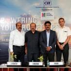 (L-R) L R Venkatesh, C Narasimhan, M Ramesh, R Sunder.
